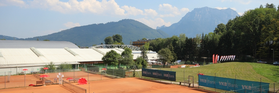 Sportunion Gmunden  - Tennisanlage