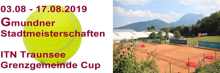 Stadtmeisterschaften - ITN Traunsee Grenzgemeinde Cup