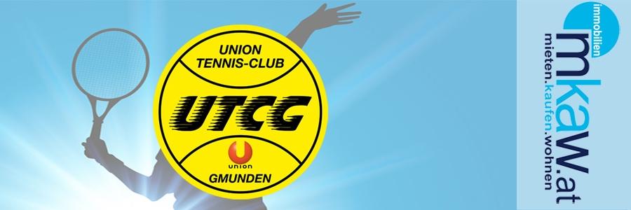 Willkommen beim UTC Gmunden